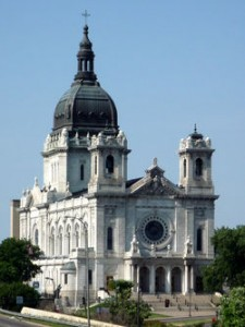 Basilica of St. Mary via Wikipedia