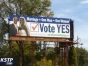 Minnesota for Marriage posts billboards