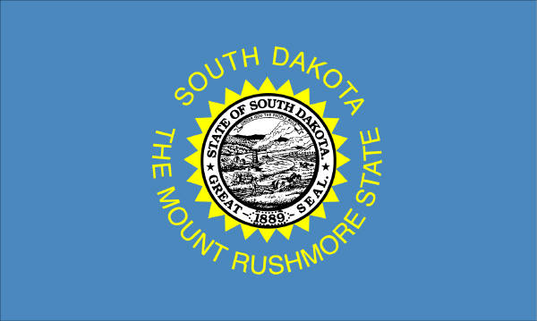 state-flag-south-dakota