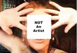 Venus-Not-an-Artist