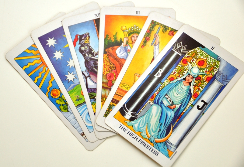 Queering the Tarot: The Tower - The Column