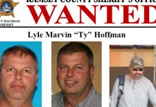 Hunt for Ty Hoffman continues, reward increased to $40,000