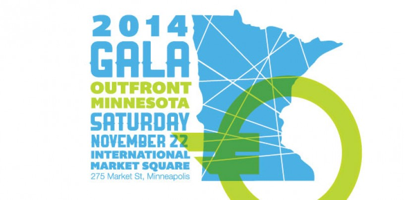 OutFront to award LGBT community activists at annual gala