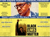 Community event highlights queer leaders in Black Power Movement, past and present