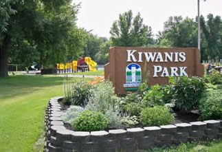 Kiwanis Park via City of Brainerd