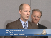 Video: MN GOP Sen. Gazelka introduces right-to-discriminate bill