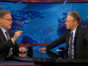 On Daily Show, Franken calls for LGBT Non-Discrimination in schools