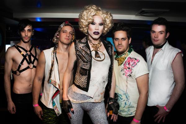 Sharon Needles will headline the 2015 DSPride Festival on Saturday