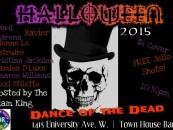 Arts and Culture Calendar: Halloween edition 2015