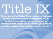 Protests and debate erupt over Title IX exemptions for Christian colleges