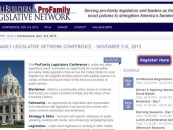 MN state representatives attend Wallbuilders' ProFamily Legislators' Conference in Dallas