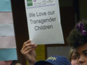 Hundreds turn out to support gender inclusion at Family Council event