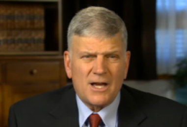 Updated: MNGOP promotes anti-LGBTQ Franklin Graham's tour stop in St. Paul on Thursday