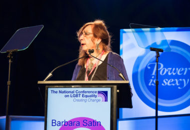 Minnesota LGBTQ advocate, Barbara Satin, named to Obama's faith advisory council