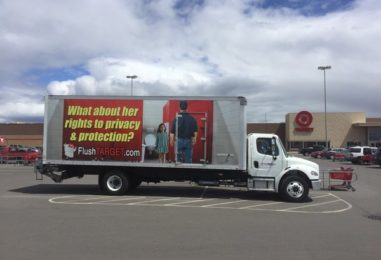 After MN billboard companies refuse anti-trans ad, group rents a truck