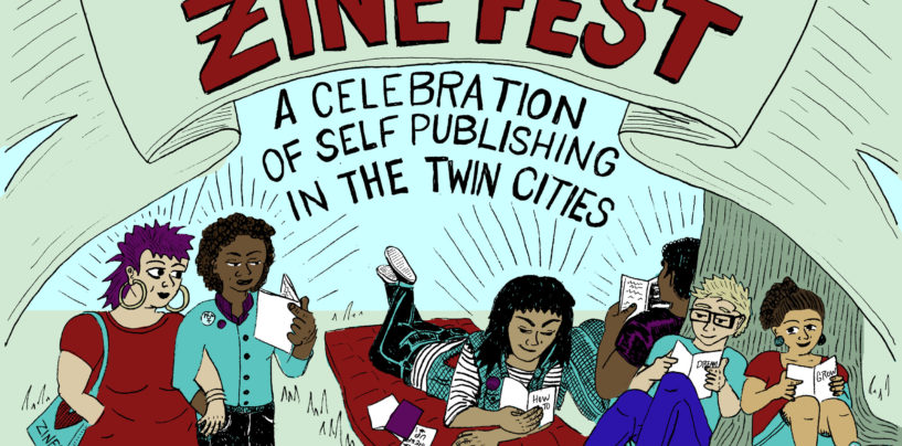 Twin Cities Zine Fest highlights queer artists