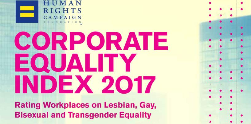 Minnesota corporations score high on LGBTQ equality